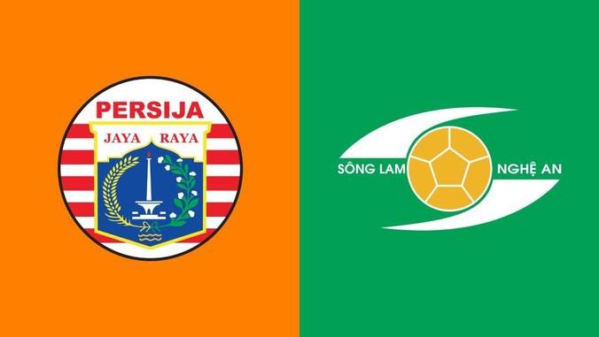 LIVE: Persija Jakarta vs Song Lam Nghe An