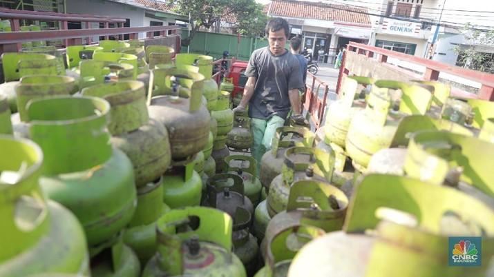 Indonesia Berencana Impor LPG Langsung dari Aljazair