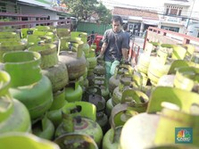ESDM: PNS Dilarang Pakai LPG 3 Kg