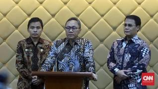 Zulkifli Sebut Titiek Soeharto Tak Gantikan Mahyudin di MPR