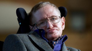 Belajar 'Teori' Cinta dari Stephen Hawking