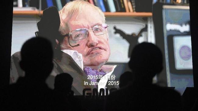 Ia dilaporkan meninggal dunia pada Rabu (14/3) dini hari oleh ketiga anaknya Lucy, Robert, dan Tim. (dok. AFP PHOTO / Greg Baker)