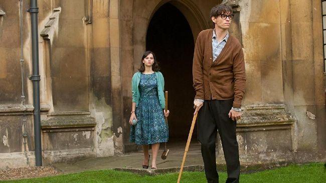 'Potret' Stephen Hawking dalam Film dan TV