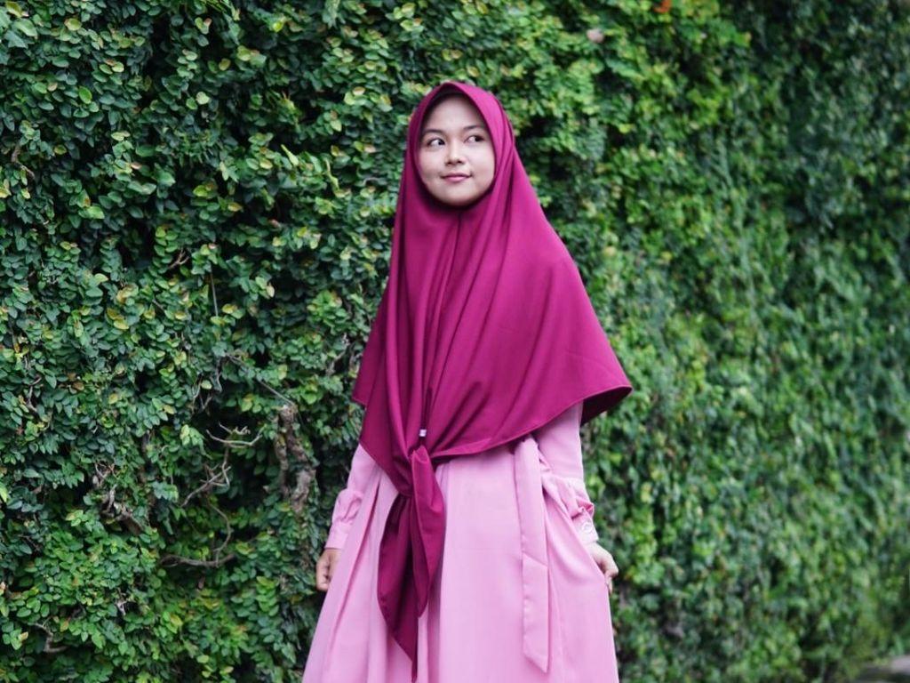 Foto: Gaya Syari 7 Kontestan Sunsilk Hijab Hunt 2018