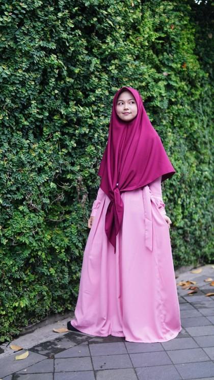 Foto: Gaya Syari 7 Kontestan Sunsilk Hijab Hunt 2018 1