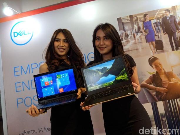 Melihat Lebih Dekat Notebook Baru Dell yang Tahan Banting