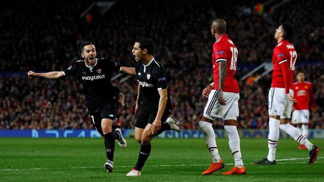 Ketika Man United Tak Jelas, Ben Yedder Sukses Jalankan Tugas