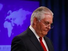 Pemecatan Menlu AS Rex Tillerson Perkuat Ketidakpastian