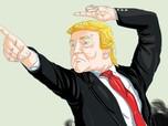 AS Akan Umumkan Bea Impor bagi China, Perang Dagang Terjadi?