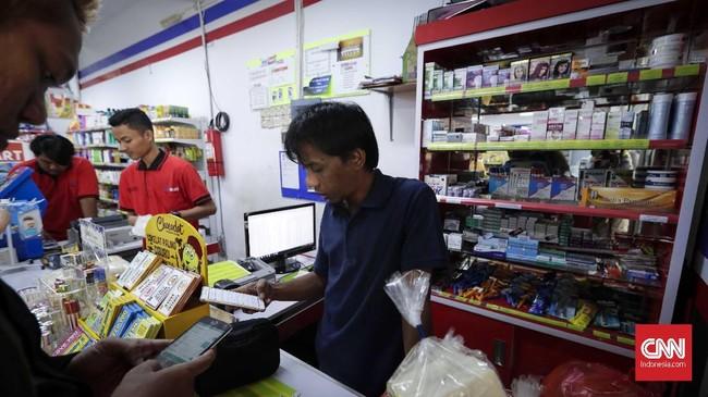 General Manager Operasional Koperasi Syariah 212 Abdussalam mengatakan bahwa bisnisnya tidak selalu berorientasi kepada keuntungan. 212 Mart mengklaim rajin bersedekat kepada masyarakat yang membutuhkan.(CNNIndonesia/Safir Makki).