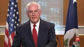 VIDEO: Dipecat, Rex Tillerson Letakkan Jabatan Menlu 31 Maret
