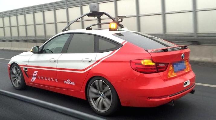 'Google China' Ini Ikut Rambah Bisnis AI & Mobil Tanpa Sopir