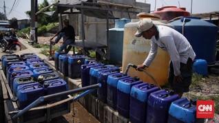 Anak Buah Anies Akui Pengawasan Air Tanah oleh Pemprov Lemah