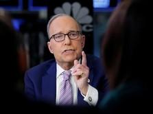 Penasihat Ekonomi Trump, Larry Kudlow, Kena Serangan Jantung