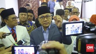 Cak Imin, Ahmad Muzani, dan Basarah Diplot Jadi Pimpinan MPR