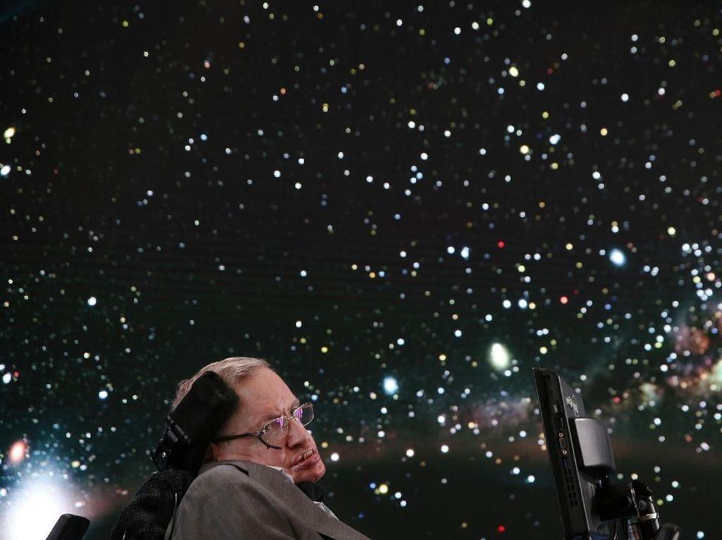 Kumpulan Kata-kata Bijak Stephen Hawking yang Inspiratif