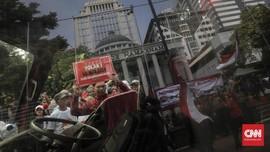 Merasa Dirugikan UU MD3, Serikat Buruh Gugat ke MK