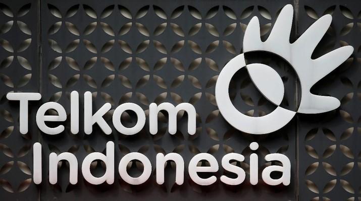 Cum Dividen Hari Ini, Kok Saham Telkom Malah Turun 0,25%?