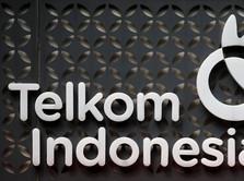 Investor Asing Keluar-Masuk Saham Telkom