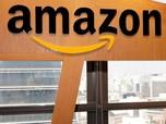 Kalahkan Uber, Amazon Investasi di Startup Food Delivery Ini