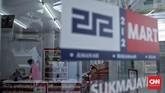 General Manager Operasional Koperasi Syariah 212 Abdussalam menyebut jumlah umat Islam yang menjadi penggerak ekonomi Indonesia masih sedikit. Padahal, pemeluk Islam mendominasi di Indonesia.(CNN Indonesia/Hesti Rika).