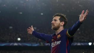 Klub Guram Bisa Dapatkan Lionel Messi Gratis di 2020