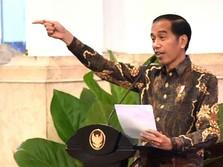 Jokowi Tegaskan RI Harus Benar-benar Kurangi Impor