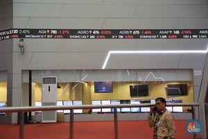Tak Hanya di Pasar Saham, Investor Asing Juga Lepas Obligasi