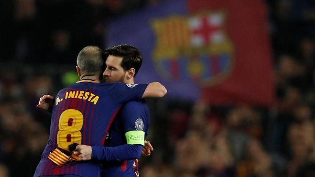 Lionel Messi Resmi Menjadi Kapten Utama Barcelona