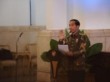 Jokowi Sebut RI dan Negara Lain Tertekan Kebijakan AS