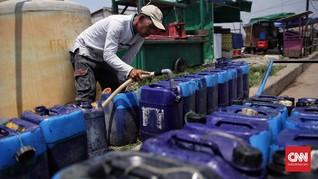 Menunggu 2030 untuk Seluruh Wilayah DKI Terjangkau Air Bersih