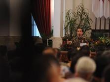 Jokowi Bubarkan BP Batam!