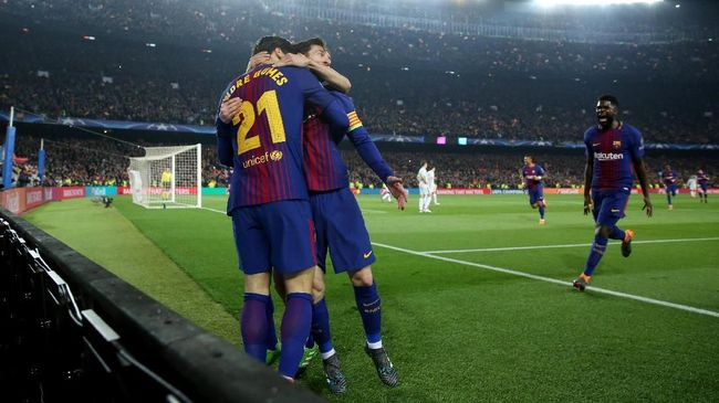 Daftar 8 Klub yang Lolos ke Perempat Final Liga Champions