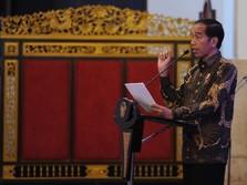 Hadapi Industri 4.0, Jokowi : PNS Harus 'Kepo' Informasi