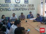 Menang di Bawaslu, Cagub Sumut JR Saragih Tetap Ditolak KPU