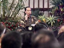 Jokowi ke Calon PNS Baru : Jangan Korupsi!