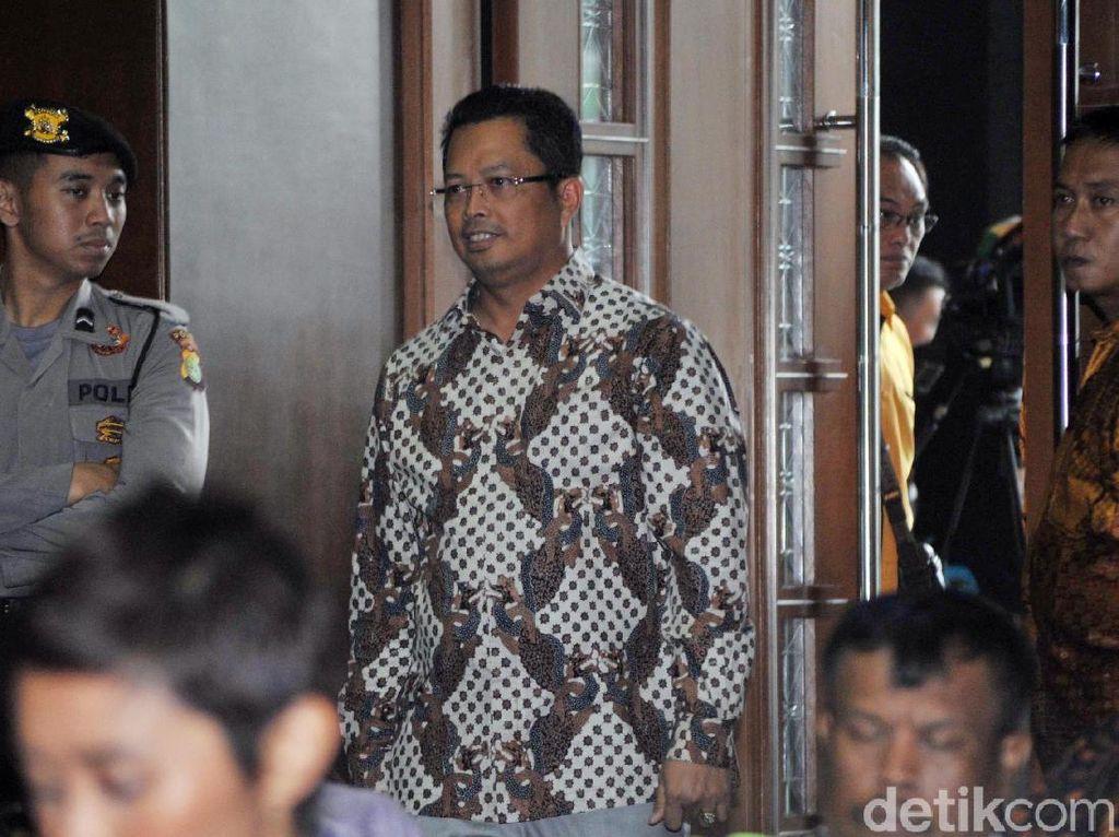 Wakil Ketua MPR Mahyudin menolak dicopot dari kursinya. Mahyudin melawan Golkar, mengikuti jejak Wakil Ketua DPR Fahri Hamzah. Foto: Faiq