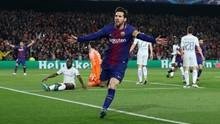 Scholes: Messi Pun Tak Sanggup Bertahan di Man United