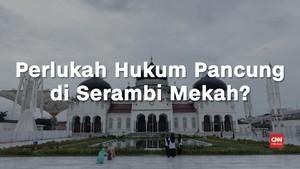 VIDEO: Masyarakat Aceh Angkat Suara Soal Isu Hukum Pancung