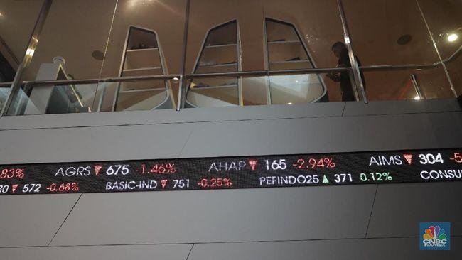 ROTI BBNI Investor Asing Borong Saham ROTI dan BBNI