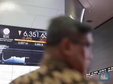 IHSG Terkoreksi, Investor Asing Lepas Saham Big Cap