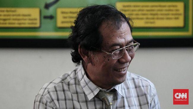 Sri Bintang Dilaporkan Usai Ajak Gagalkan Pelantikan Jokowi