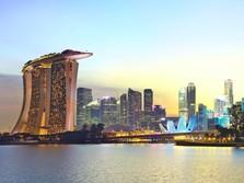 Corona Bikin Seram, Singapura Waspada