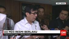 Pemerintah Persilakan Masyarakat Menggugat UU MD3 ke MK