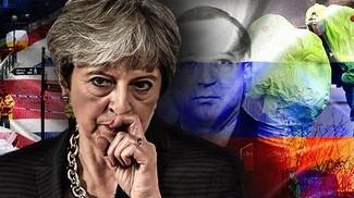 Inggris Rusia Membara