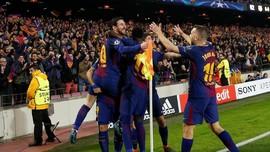 Barcelona Berpeluang Raih Dua Gelar Pekan Depan