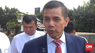 Sikap Demokrat atas Penetapan Tersangka Amin Santono oleh KPK