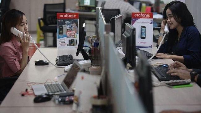 PBRX Rupiah Melemah, Emiten Ponsel Mulai Naikkan Harga Jual