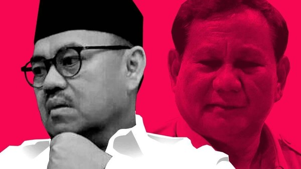 Sudirman Said Tak 'Pilih' Prabowo