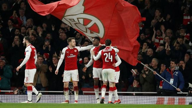 Undian Perempat Final Liga Europa: Arsenal vs CSKA Moskow